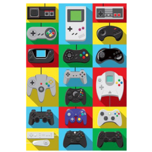 LEGENDARY CONTROLLERS