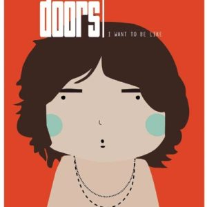 wall edition the doors